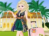 Игра Эльза летит в Тайланд