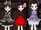 Игра Японская Лолита Эмили