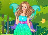 Игра Принцесса как бабочка