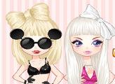 Игра Чиби Леди Гага