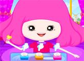 Игра Время приключений - маленькие принцессы