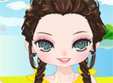 Игра Причёска Софии для пикника
