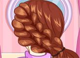 Игра Причёски на День Валентина