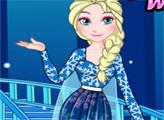 Игра Лоскутное платье Эльзы