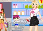 Игра В продуктовом магазине