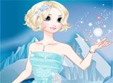Игра Холодное сердце: Прекрасная Эльза