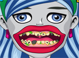 Игра Плохие зубы Гулии Йелпс