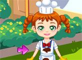Игра Неуклюжий шеф-повар в прачечной