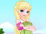Игра Сборная принцесс блондинок