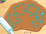 Игра Холодное серце - пряники