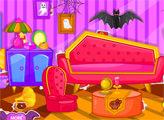 Игра Дракулаура охотится за кровью