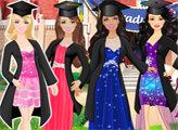 Игра Выпускной Барби и друзей