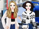 Игра Девушки из Нью-Йорка
