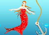 Игра Peppy Mermaid Girl