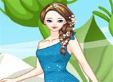 Игра Модная Цветочная Фея
