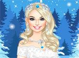 Игра Снежная принцесса