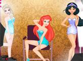 Игра Модельное агентство принцессы