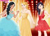 Игра Принцессы на церемонии Оскар