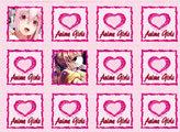 Игра Девочки-аниме - память