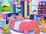 Игра Декор милой комнаты
