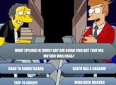 Игра Кто хочет стать симпсоно-миллионером