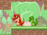 Игра Заботливые динозавры