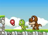 Игра Охота динозавров