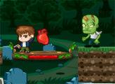 Игра Ироничный Зомби