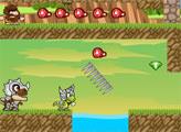 Игра Охота динозавров 3