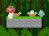 Игра Спасение Птиц в Джунгях
