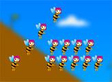 Игра Пчелы атакуют