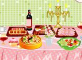 Игра Романтический ужин