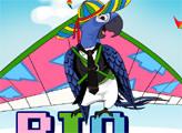 Игра Рио - летающий Ара