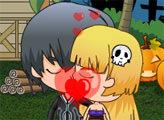 Игра Поцелуй или угощение