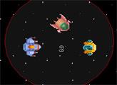 Игра Космические Вышибалы