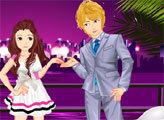 Игра Влюблённая пара