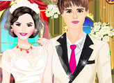 Игра Свадьба Селены и Джастина