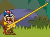 Игра Taz's Jungle Jump