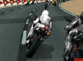 Игра Супер мотоцикл: трек звезды