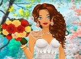 Игра Весенняя цветная невеста