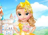 Игра Дизайн свадебного платья принцессы Софии