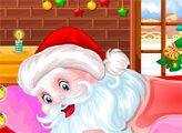 Игра Санта в СПА