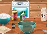 Игра Кулинарный урок Оти: Жуткий торт