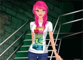 Игра Эмо мода