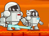Игра Межпланетное приключение 2