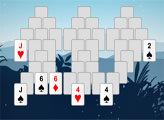 Игра Пасьянс 6 вершин