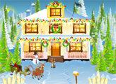 Игра Рождественские декорации
