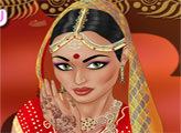Игра Макияж индийской невесты