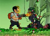 Игра Мертвая Земля Зомби