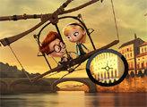 Игра Приключения мистера Пибоди и Шермана: Поиск цифр